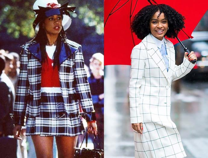 **Yara Shahidi as Dionne Davenport**<br><br>  If *Clueless* 2.0 is going to be all about Detective Dionne, then she's got to be a) brilliant and b) very stylish, which makes *Grown-ish's* Yara Shahidi the perfect fit for the role.