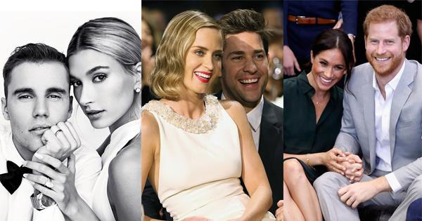15 Celebrities Who Ended Up Dating Their Crush | ELLE Australia
