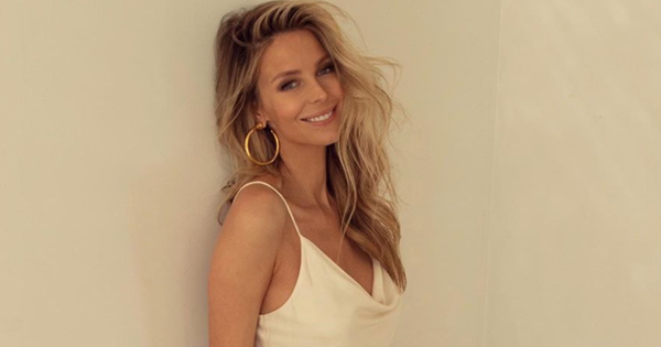 Jennifer Hawkins Shares The First Photo Of Her New Baby | ELLE Australia