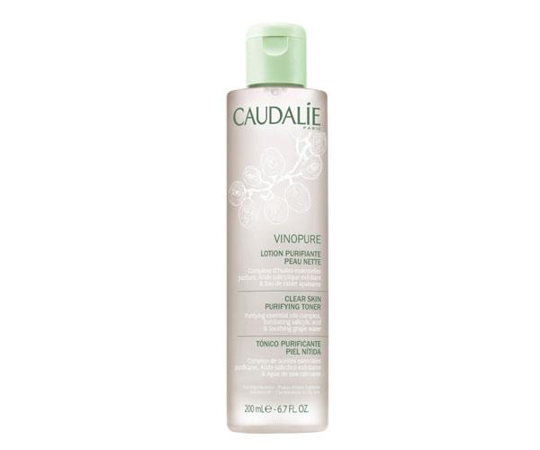 "Vinopure Clear Skin Purifying Toner, $39, Caudalie at [Sephora](https://www.sephora.com.au/products/caudalie-vinopure-clear-skin-purifying-toner/v/200ml|target=""_blank""