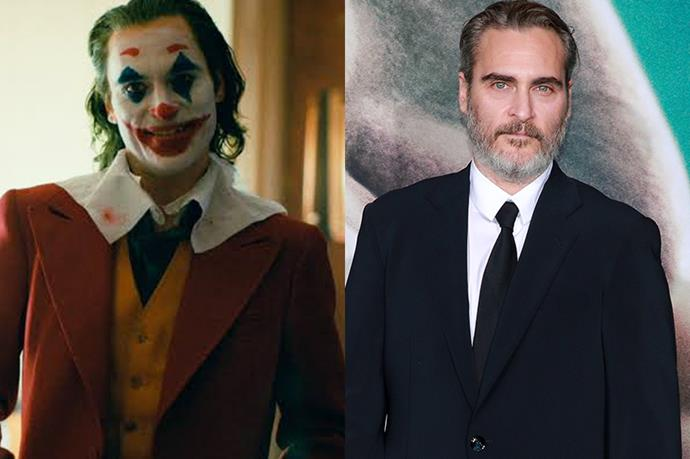 Transformation into the very controversial Joker required Joaquin Phoenix to shed a vast amount of weight, which he did by eating a little more than 'an apple a day'.