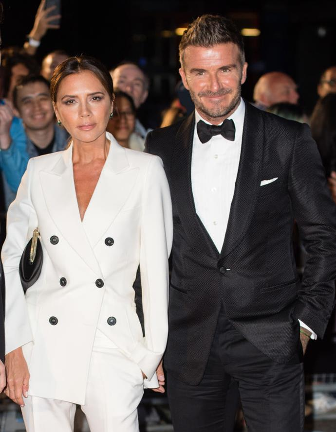 "**Victoria and David Beckham**<br><br>  While the soccer star and fashion designer don't actually live in separate residences, they apparently have ""his and hers"" wings in their Oxfordshire mansion (best of both worlds?), according to [*Us Weekly*](https://www.usmagazine.com/celebrity-news/news/david-beckham-victoria-beckham-lead-different-lives-but-it-works/