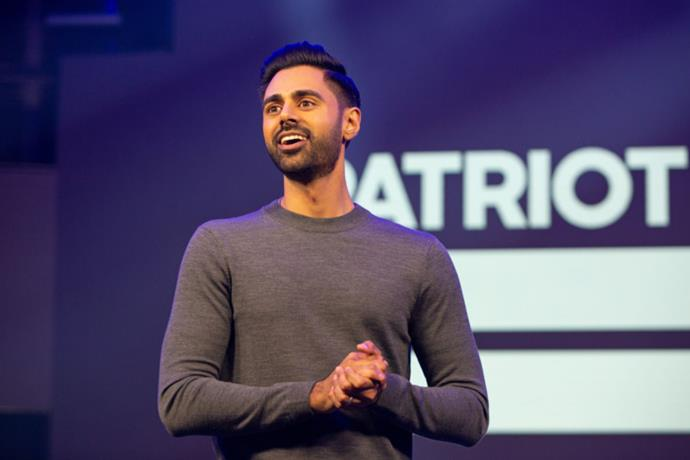 ***Patriot Act with Hasan Minhaj: Volume 5*** **(10/11/2019)**<br><br>  With his sharp comedic takes on politics and culture, Hasan Minhaj returns for the fifth volume of this variety series.