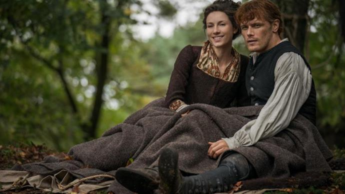 ***Outlander: Season 4*** **(05/11/2019)**<br><br>  An English combat nurse from 1945 is mysteriously swept back in time to 1743.