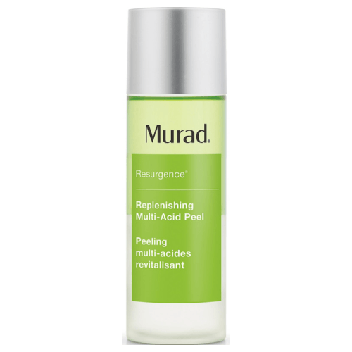 "**Replenishing Multi-Acid Peel 100ml by Murad, $95 from [Adore Beauty](https://www.adorebeauty.com.au/murad/murad-replenishing-multi-acid-peel.html|target=""_blank""