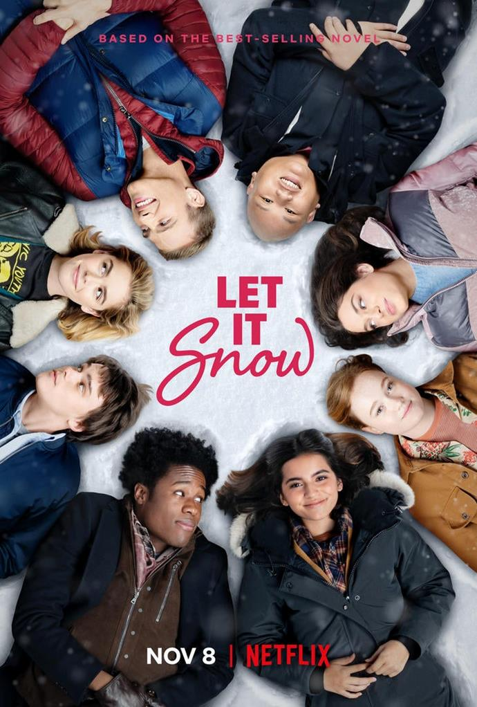 ***Let It Snow***<br><br>  Landing on Netlfix on November 8, *Let It Snow* stars *The Chilling Adventures of Sabrina*'s Kiernan Shipka in a story of a small town that's hit by a snowstorm on Christmas eve, unexpectedly bringing a group of high school students together.