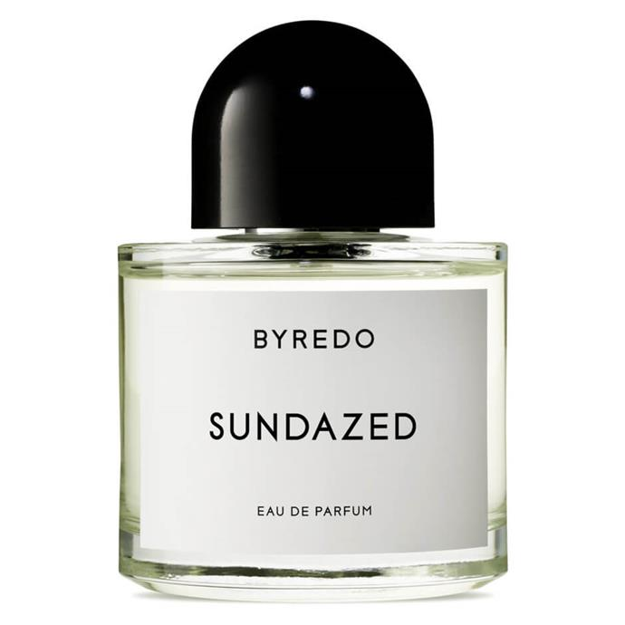 "**Sundazed by Byredo, EDP, $315 from [MECCA](https://www.mecca.com.au/byredo/sundazed-edp/V-036530.html#q=byredo&start=1|target=""_blank""