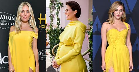 Sunshine Yellow Is The Colour Of The Summer | ELLE Australia