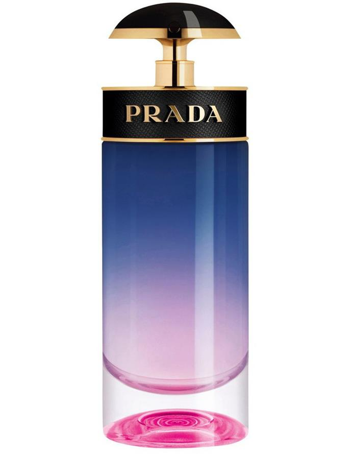 """**Candy Night by Prada, EDP, $146 to $186 from [Myer](https://fave.co/3osc24I