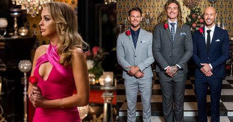 Does Angie Kent Dump Her 'Bachelorette' Winner? | ELLE Australia