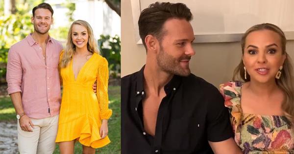 Bachelorette Australia: Are Angie & Carlin Still Together? | ELLE Australia