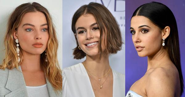Hairstyle Trends 2020.Hair Cut Colour Trends Spring Summer 2020 Hairstyle