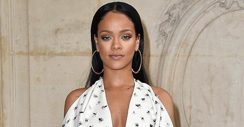 Rihanna Takes The Logo-Mania Trend To A Completely New Level | ELLE Australia