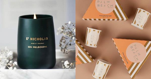 The Best Christmas Scented Candles 2019 | ELLE Australia