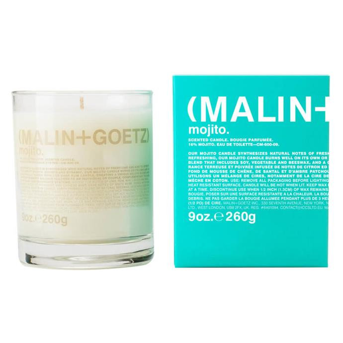 "**Mojito Candle by Malin+Goetz, $84 at [MECCA](https://www.mecca.com.au/malin-goetz/mojito-candle/I-002148.html|target=""_blank""
