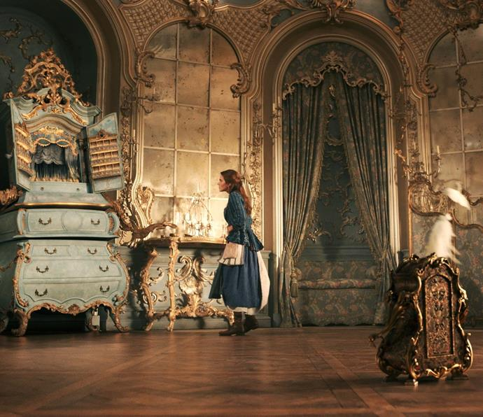 """***Beauty And The Beast*** <br><br> Emma Watson stars as Belle in the critically acclaimed live-action version of the original """"tale as old as time""""."""