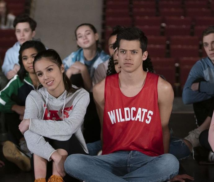 ***High School Musical: The Musical: The Series*** <br><br> A scripted series set at the real-life high school where the original *High School Musical* movies were filmed.