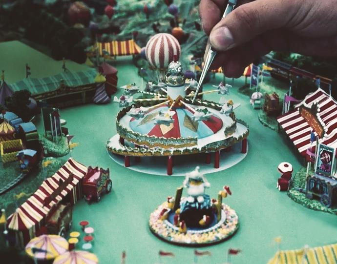 ***The Imagineering Story*** <br><br> An unexpectedly candid six-part documentary that explores the origin stories of Disney's theme parks.