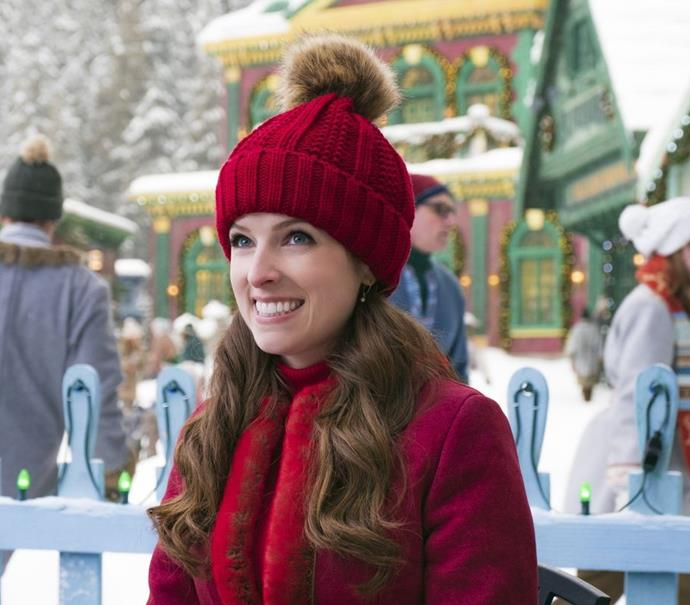 ***Noelle*** <br><br> Anna Kendrick stars as Noelle Kringle, the daughter of Santa Claus, in this Christmas comedy.