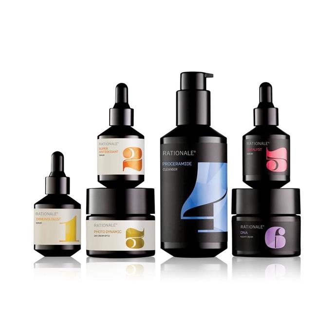 """For someone who really wants to spoil me (hello, husband) I'll take The Essential Six from Rationale. In my role I get to try lots of different formulas with amazing actives, but it means I need super-calming and hydrating regimen to keep my skin balanced and healthy.""<br><br>*Brooke Le Poer Trench, beauty and wellness director.*<br><br> Essential Six, $952 by [Rationale](https://www.rationale.com/products/essential-six-kit