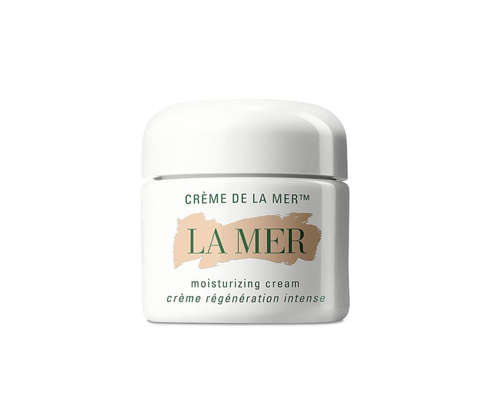 "**Crème de la Mer, $445 at [La Mer](https://www.cremedelamer.com.au/product/5834/12343/moisturizers/creme-de-la-mer?gclid=CjwKCAiA8ejuBRAaEiwAn-iJ3jVFLCqDxkIjJ4wl35JdMu2uxZiCu43ntnVyUh8LmRCbqn1SkAYclBoCHD8QAvD_BwE&gclsrc=aw.ds#/sku/26766|target=""_blank"")** <br><br> With hefty benefits to match its price tag, this hydrating healer harnesses the powers of magnesium, potassium *and* calcium."