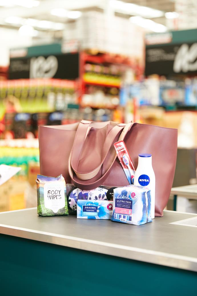 "**Donate to the 'It's In The Bag' initiative** <br><br> Help solve period poverty by giving women in need essential hygiene products ahead of Christmas. To help, load up a handbag with nappies for newborns or sanitary products and take it to your local Bunnings Warehouse before Saturday, December 7. Share the Dignity will then deliver your donation to shelters and centres across Australia.  <br><br> *[For more information, click here.](https://sharethedignity.com.au/christmas-charity/|target=""_blank""