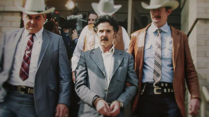 **The Confession Killer (06/12/2019)** <br><br> On trial for murder, drifter Henry Lee Lucas confesses to hundreds more killings. This docuseries examines the truth behind his admissions.