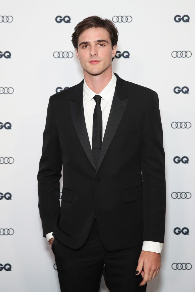Jacob Elordi at the GQ 'Men of the Year' Awards on November 28, 2019.