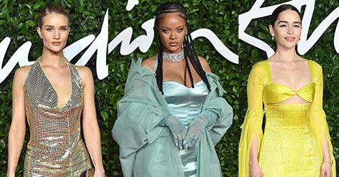 British Fashion Awards 2019: Every Red Carpet Look | ELLE Australia