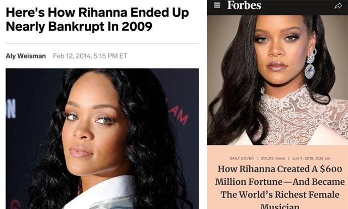 "**Rihanna** <br><br> *[Twitter @odedanilo](https://twitter.com/odedanilo|target=""_blank""|rel=""nofollow"")*"