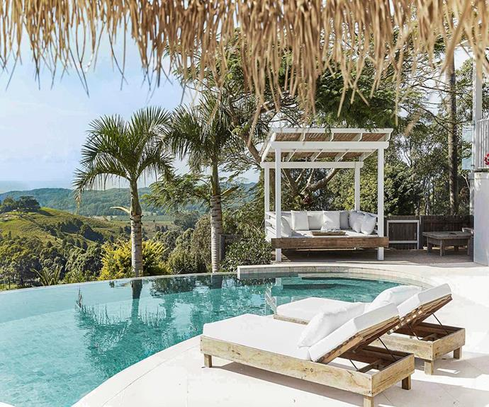 "**Picadilly House, Coopers Shoot, Byron Bay** <br><br> For an additional charge you can arrange a housekeeper or private chef, to make your stay that little bit more lavish. <br><br> [Book through Airbnb here.](https://www.airbnb.com.au/luxury/listing/31022136/?adults=6&children=0&infants=0&guests=6|target=""_blank""