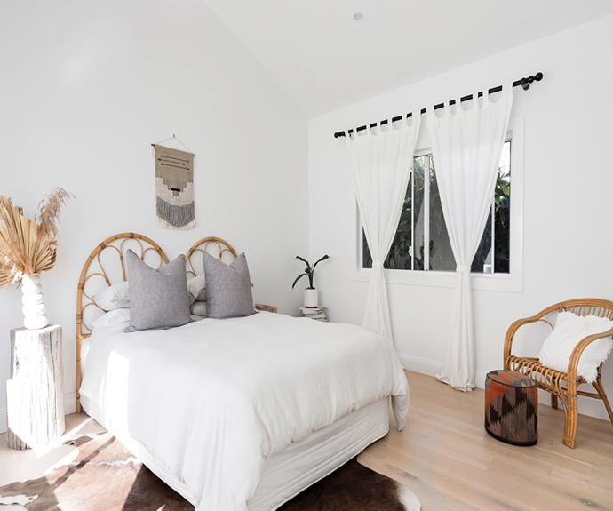 "**Boho Escape, Byron Bay** <br><br> *Approx $1200 per night, sleeps 6 guests*  <br><br> This boho-style villa is the perfect Byron escape. It has three bedroom and two bathrooms, along with a huge lap pool and plenty of dreamy chill-out spaces. <br><br> [Book through Airbnb here.](https://www.airbnb.com.au/rooms/plus/29246802?adults=6&source_impression_id=p3_1574723779_v0n96p4%2FJal9za4f|target=""_blank""