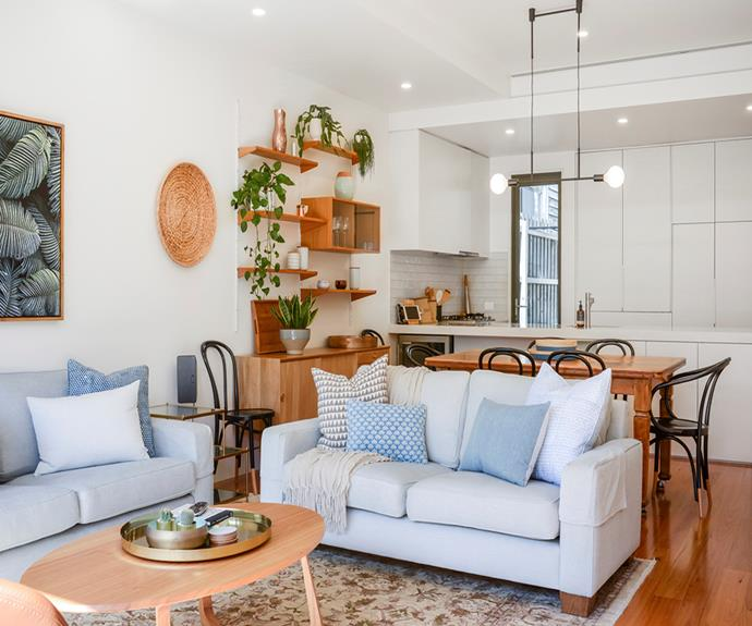 "**Victorian House, South Yarra, Melbourne** <br><br> *$340 per night, sleeps 6 guests* <br><br> This luxury home away from home has three bedrooms, three bathrooms and a charming little courtyard, perfect for an afternoon drink. <br><br> [Book through Airbnb here.](https://www.airbnb.com.au/rooms/plus/19863916?source_impression_id=p3_1575328480_vShxbOwJ%2FukSgIev|target=""_blank""