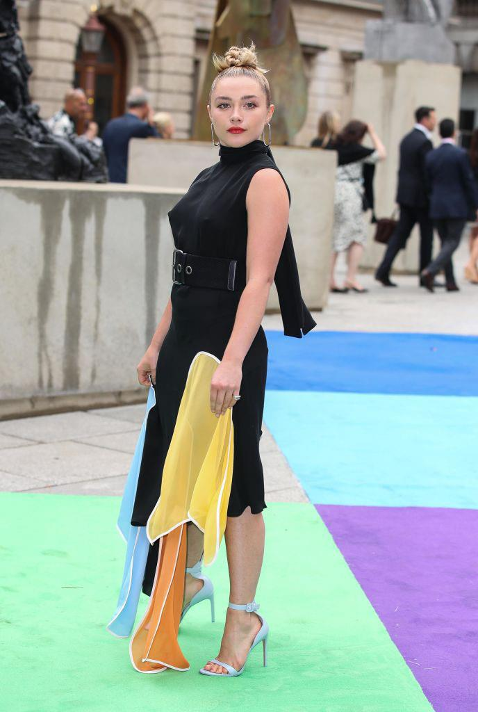 In JW Anderson at an event in June 2019. <br><br> *Image: Getty*