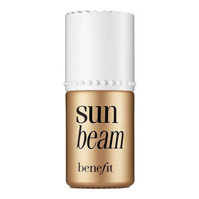"Sun Beam Golden Bronze Complexion Highlighter, $45 from [Adore Beauty](https://www.adorebeauty.com.au/benefit-cosmetics/benefit-sun-beam-golden-bronze-complexion-highlighter.html|target=""_blank""
