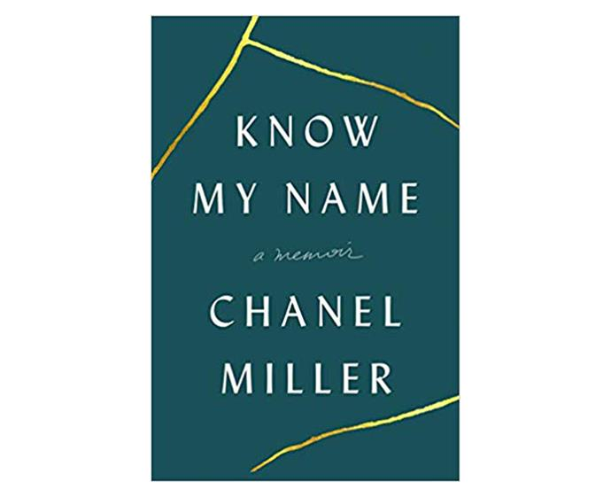 "***Know My Name* by Chanel Miller** <br><br> Chanel Miller's memoir is a powerful and thought-provoking [#MeToo](https://www.elle.com.au/celebrity/jennifer-lopez-metoo-story-topless-director-22640|target=""_blank"") piece that inspires self-affirmation. Miller tells of the aftermath of her sexual assault, beautifully transforming her trauma into an important and uplifting must-read. The book has been heralded the best book of the year by the New York Times Review and Washington Post. Add it to your reading list, stat."