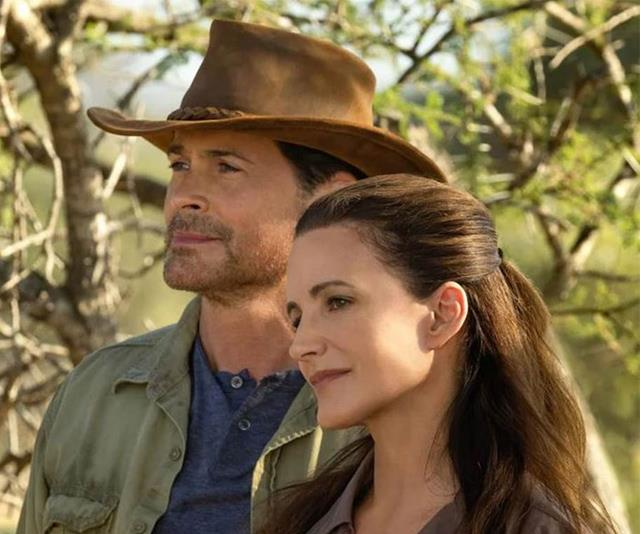 ***Holiday in the Wild*:** Abandoned by her husband, Kate (*SATC*'s Kristin Davis) travels to Africa on a solo safari. While there, she helps her pilot, Derek (Rob Lowe), rescue a baby elephant and together they nurse him back to health, simultaneously helping Kate to overcome her past romantic struggles.