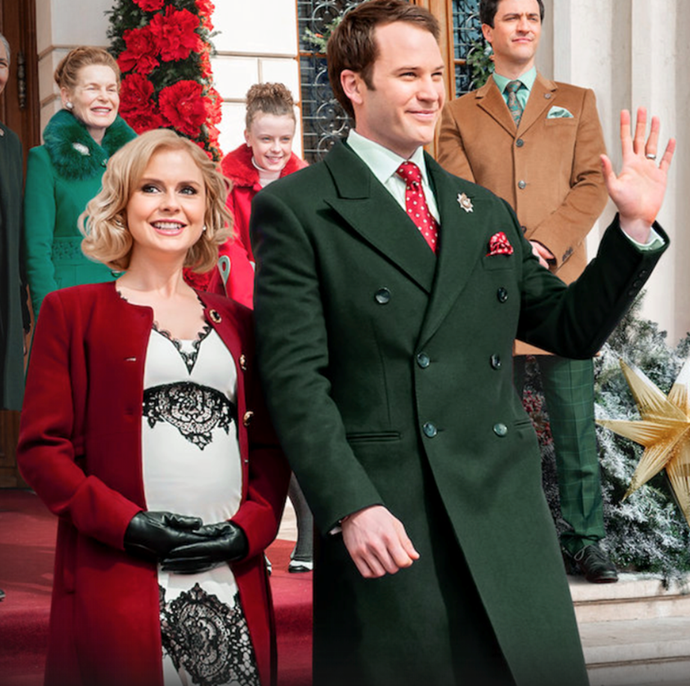 """***A Christmas Prince: The Royal Baby*:** A truly cheesy [Christmas film](https://www.elle.com.au/culture/best-netflix-christmas-movies-2018-19371