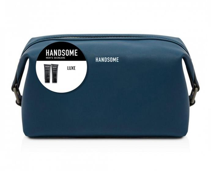 "**Luxe Gift Pack by Handsome, $29.99 at [Priceline](https://www.priceline.com.au/handsome-luxe-gift-pack-2-piece|target=""_blank""