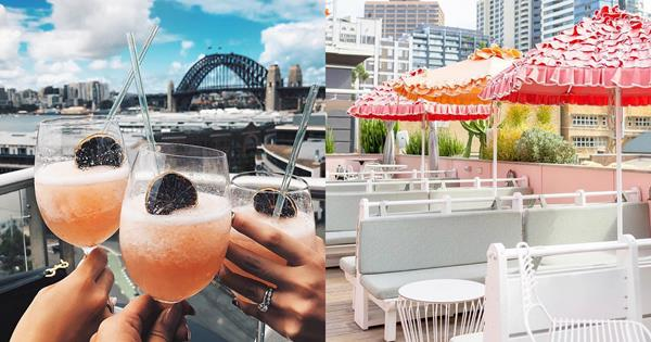5 Of Sydney's Best Rooftop Bars   ELLE Australia