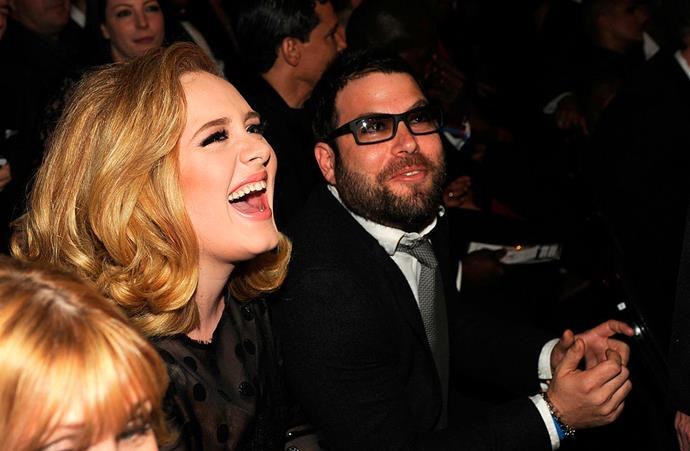 "**Adele and Simon Konecki** <br><br> Adele split with Simon Konecki, her husband (and the father of her son, Angelo) in April 2019, after almost three years of marriage. Though she hasn't publicly addressed the split, one of her spokespeople said in a statement: ""[Adele and Simon] are committed to raising their son together lovingly. As always they ask for privacy. There will be no further comment."""