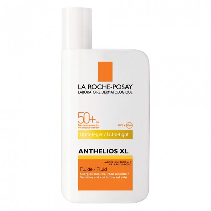 "**Anthelios XL Ultra-Light Fluid SPF 50+ 50ml by La Roche-Posay, $29.95 at [Priceline](https://fave.co/361RiLr|target=""_blank""