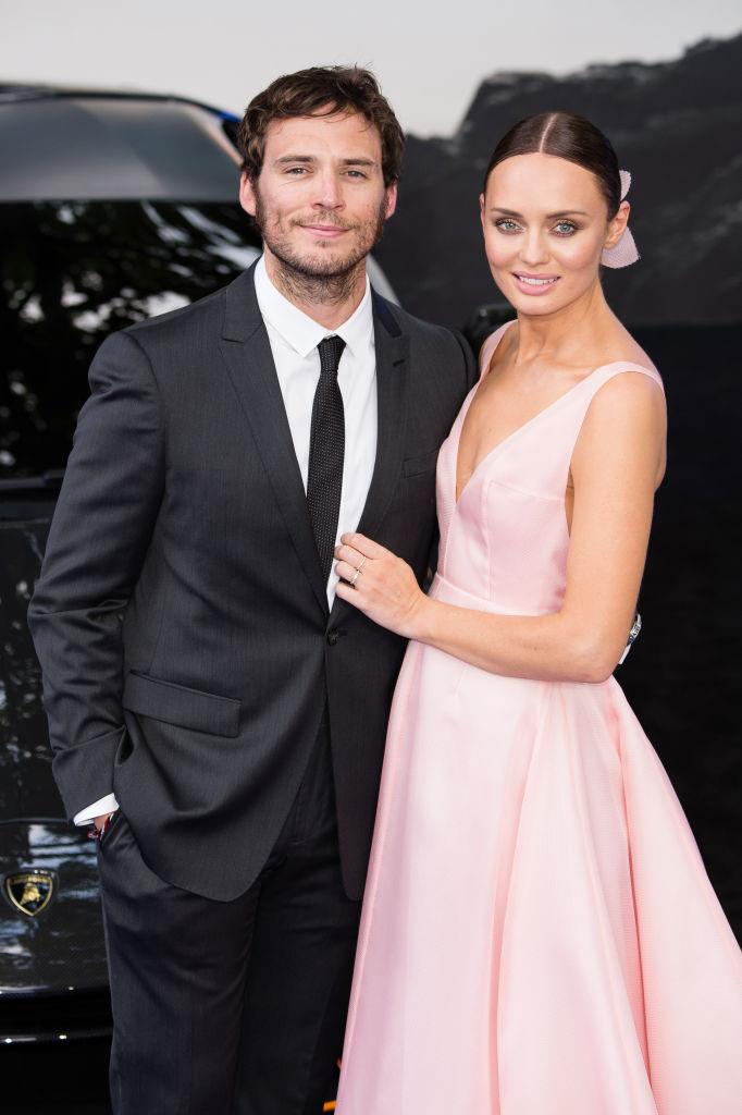 "**Sam Claflin and Laura Haddock** <br><br> British actor Sam Claflin and his wife of six years, actress Laura Haddock, took to social media to announce their split in August 2019. In a post shared to Instagram Stories, Claflin wrote: ""We will move forward with nothing but love, friendship and a deep respect for one another, whilst we continue to raise our family together. We won't be commenting on this further."""