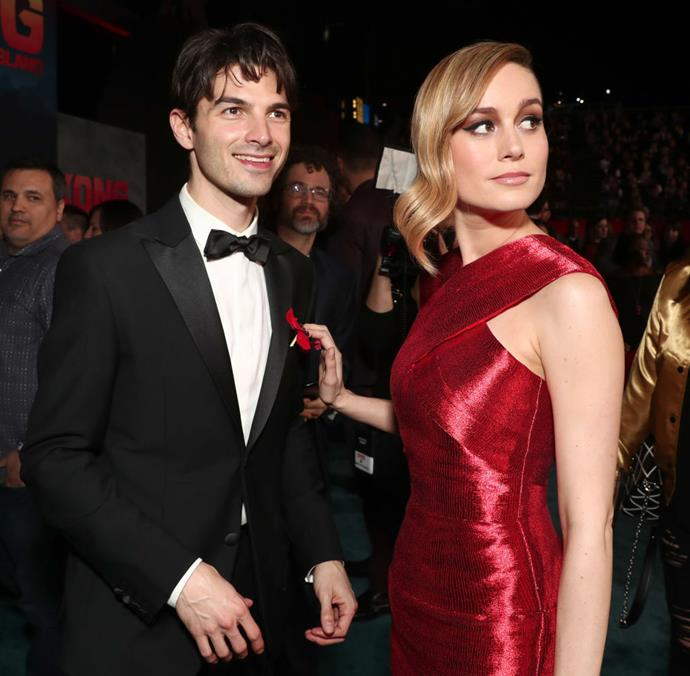 "**Brie Larson and Alex Greenwald** <br><br> Larson split from her fiancé, Alex Greenwald, in January 2019, after five years together. Though Larson hasn't addressed the split herself, a source confirmed to *[People](https://people.com/movies/brie-larson-boyfriend-alex-greenwald-end-engagement/|target=""_blank""