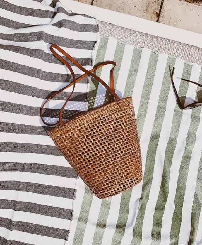 """**Bembien** <br><br> Classic styles perfect for your next European summer jaunt.  <br><br> *[Shop them here.](https://www.bembien.com/ target=""""_blank"""" rel=""""nofollow"""")*"""