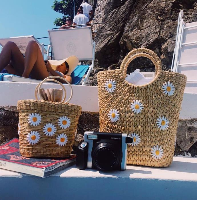 "**Poolside** <br><br> Cool-girl carry-alls with Instagram-friendly embellishments. <br><br> *[Shop them here.](https://www.theiconic.com.au/poolside/|target=""_blank""