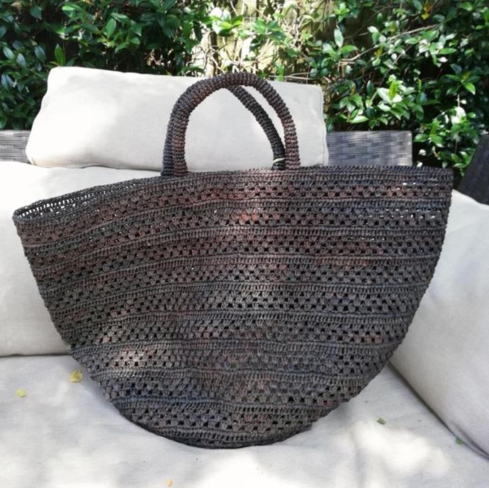 "**Sans Arcidet** <br><br> Carefree, French-girl basket bags big enough to fit all the essentials and then some (a baguette, perhaps?). <br><br> *[Shop them here.](https://www.theiconic.com.au/sans-arcidet-paris/|target=""_blank""