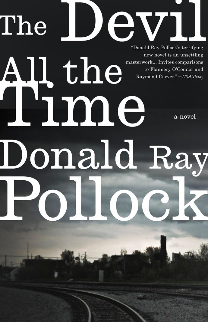 ***The Devil All the Time*** **by Donald Ray Pollock**<br><br>  Based on Donald Ray Pollock's highly-acclaimed debut novel of the same name, *The Devil All the Time* is a historical drama that's also set to be released on Netflix in 2020. Starring the likes of Tom Holland, Robert Pattinson and Mia Wasikowska, with Jake Gyllenhaal at the producing helm, its story takes place in 1960s Southern Ohio and West Virginia after World War 11. The book follows a unique cast of characters, including a disturbed war veteran, a husband and wife who are serial killers and a false preacher in what is a truly compelling tale.