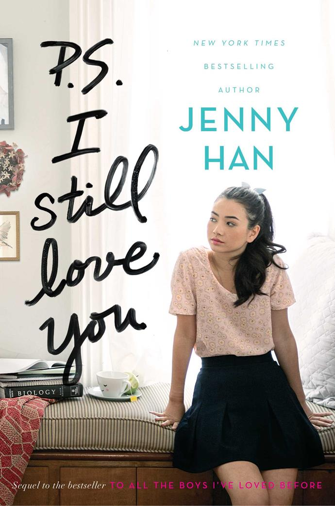 "***P.S. I Still Love You*** **By Jenny Han**<br><br>  Lara Jean returns to the small screen in the sequel to Netflix's hit adaption of Jenny Han's [*To All The Boys I've Loved Before*](https://www.elle.com.au/culture/to-all-the-boys-ive-loved-before-2-release-date-australia-21057|target=""_blank""). Set to premiere on the streaming service on February 12, 2020, leads Lana Condor and Noah Centineo will return, along with new face, Jordan Fisher, who plays Lara's new love interest.<br><br>  *Check out the trailer below*."