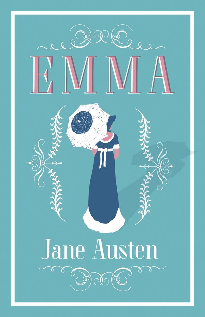 ***Emma*** **By Jane Austen**<br><br>  Based on Jane Austen's classic novel of the same name, *Emma* is a comedy-drama film that is slated for release in February 2020. Like the 1996 adaption starring Gwyneth Paltrow, this film is also set in the early 19th century and follows the wealthy and precocious Emma Woodhouse, whose restlessness drives her to try her hand at matchmaking her friends. Despite her good intentions, her misguided attempts at creating romance for others goes awry, only for her to find a love that has been there all along.